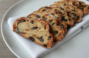 Holiday Stollen Bread