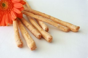 Parmesan & Fennel Breadsticks