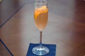 Bois de Rose Cocktail
