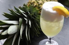 Pineapple-Lemon Fizz