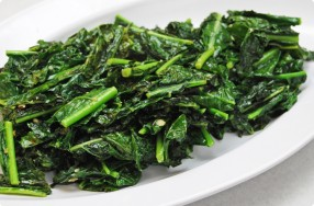 Can kale be cooked