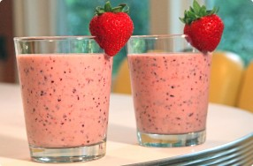 Greek Yogurt Smoothies