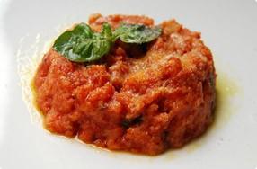 ... » Pappa con Pomodoro (Tuscan Tomato Bread Soup) » Print Recipe