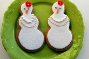 Cookie Decorating: Snow Divas