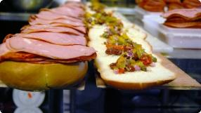 All Star Muffuletta