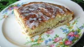 Grammy Jane's Coffee Cake