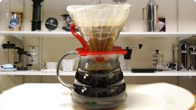 Manual Coffee Brewing