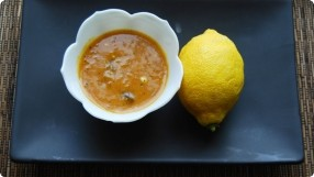 Curry-Mango Chutney Dressing