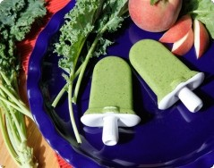 Green Superfood Popsicles