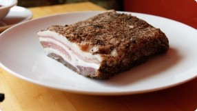 Cured Pork Belly