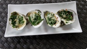 Berg's Baked Oysters