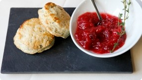 Black Pepper & Thyme Scones