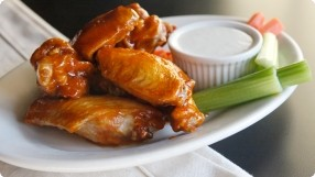 Sweet & Spicy Sports Wings
