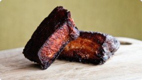 Deep Fried Braised Pork Belly
