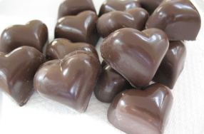 Chocolate Caramel Candies
