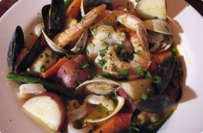 Irish Seafood Stew