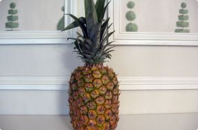 How to Peel & Core a Pineapple