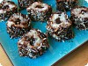 Coconut-Chocolate Sushi