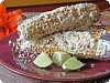 Grilled Mexican Corn w/ Queso Fresco