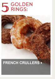 French Crullers