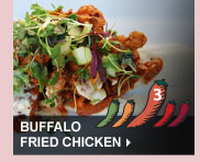 Buffalo Fried Chicken