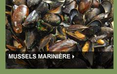Mussels Mariniere