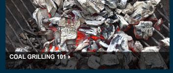 Coal Grilling 101