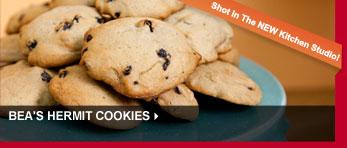 Bea's Hermit Cookies
