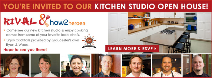 Kitchen Studio Open House: RSVP Today!