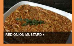 Red Onion Mustard