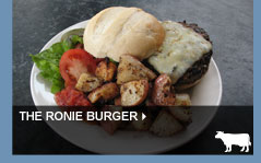 The Ronie Burger