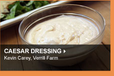 Caesar Dressing