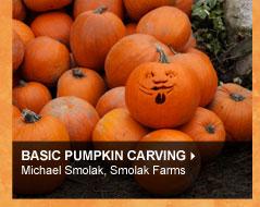 Basic Pumpkin Carving