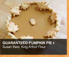 Guaranteed Pumpkin Pie