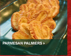 Parmesan Palmiers