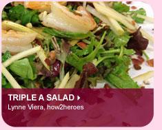 Triple A Salad